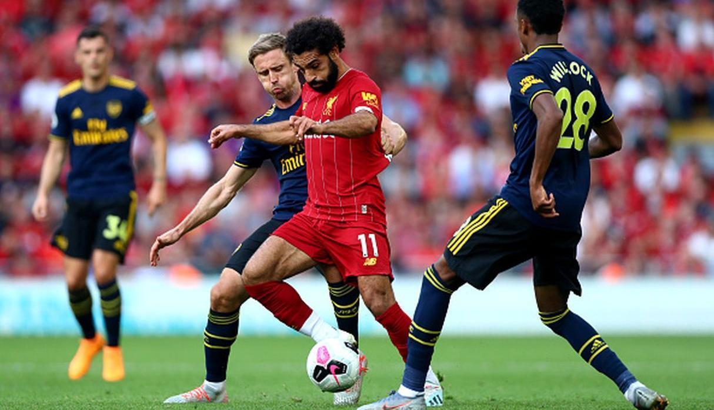 Lịch thi đấu bóng đá hôm nay 29/8: Liverpool đấu Arsenal