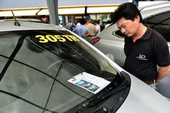 'Đua' thanh lý ô tô giá chỉ từ 60-200 triệu đồng: Chỉ là thủ thuật 'câu' khách?