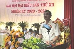 Đại tá Lê Hồng Nam làm Bí thư Đảng ủy Công an TP.HCM