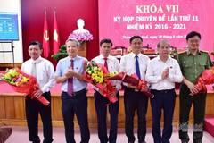 Bí thư huyện được bầu làm Phó chủ tịch UBND tỉnh TT-Huế
