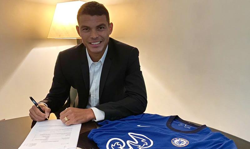 Chelsea đại náo chuyển nhượng, ra mắt Thiago Silva