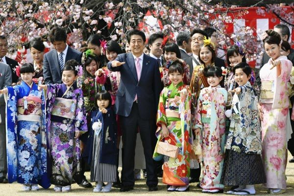 Những cột mốc đáng nhớ trong sự nghiệp của Thủ tướng Nhật Abe Shinzo