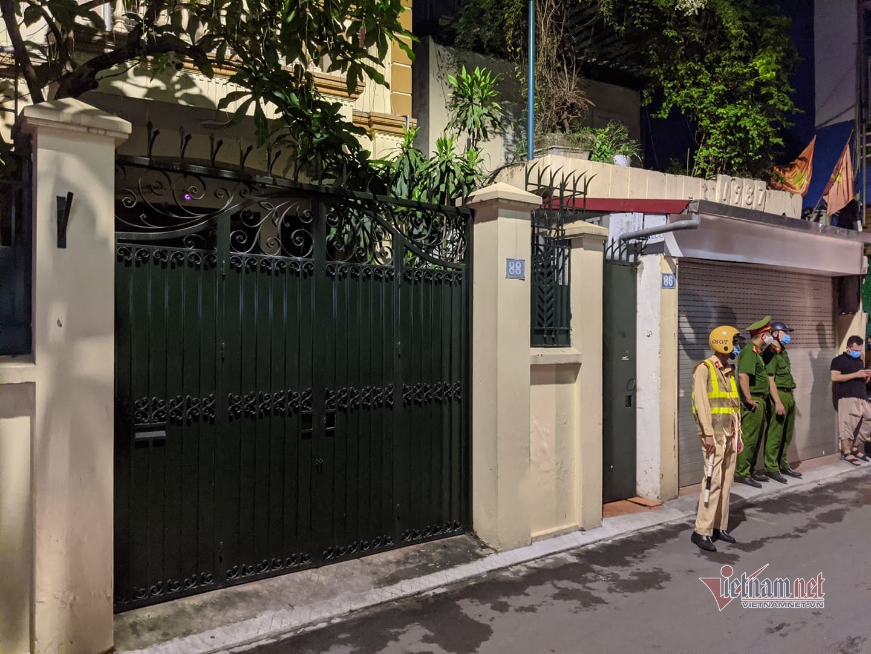 Khám xét nhà riêng của ông Nguyễn Đức Chung