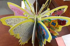 Các bài dự thi Đại sứ văn hoá đọc có  ý tưởng hay, độc đáo
