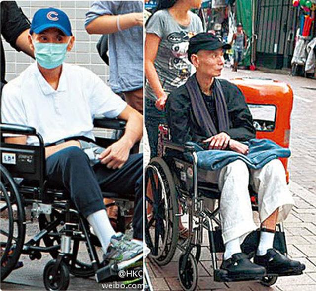'Ngưu ma vương' Lưu Gia Huy: Bệnh tật, ngồi xe lăn, bị vợ con phản bội
