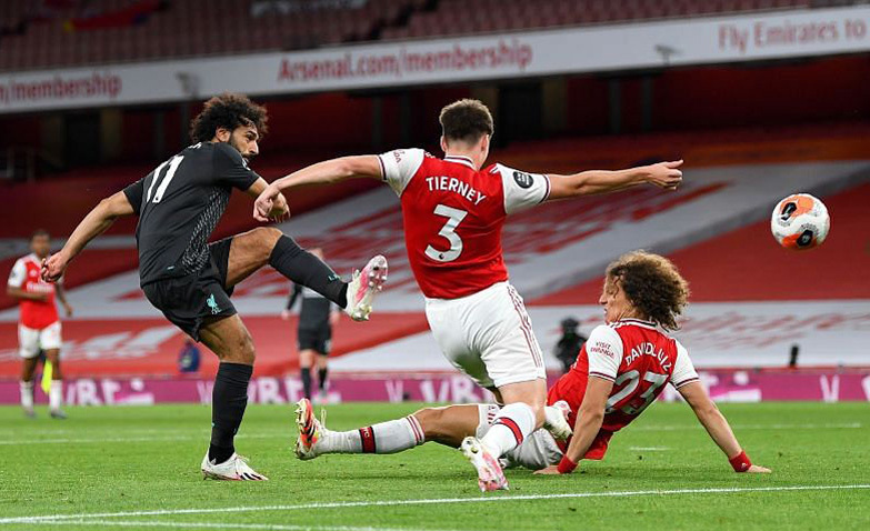 Siêu cúp nước Anh: Liverpool chủ quan, Arsenal sẽ thắng