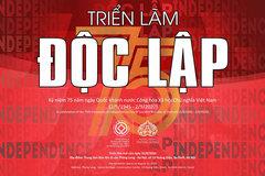 Kể chuyện khát vọng Việt Nam qua ảnh