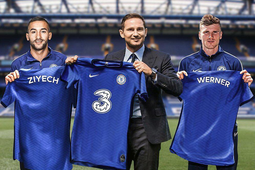 Chelsea mua sắm ấn tượng: Chờ Lampard theo bước Mourinho