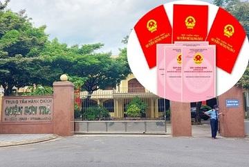 Khởi tố vụ nữ nhân viên phòng đăng ký đất đem 22 sổ đỏ của dân cho bạn 'mượn'