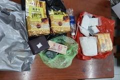 Cảnh sát biển triệt phá đường dây tội phạm, thu giữ trên 5 kg ma tuý đá