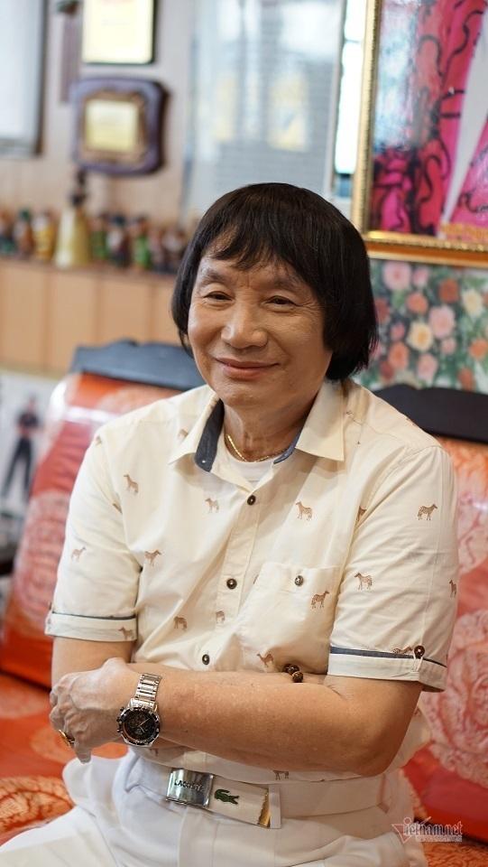Cuộc sống viên mãn của 'ông hoàng cải lương' Minh Vương