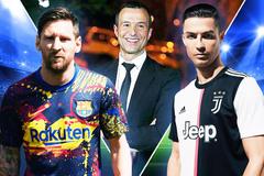 Jorge Mendes đạo diễn, Ronaldo về MU đấu Messi