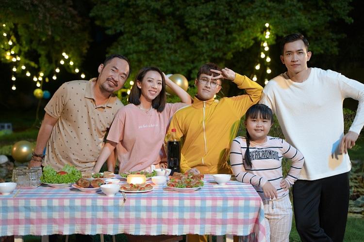 Thu Trang vào vai bà mẹ đơn thân khi bị chồng bỏ rơi khi mang thai