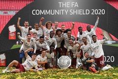 Hạ Liverpool trên chấm 11m, Arsenal đoạt siêu cúp Anh