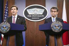 Mỹ, Nhật nhất trí kế hoạch mới ứng phó Trung Quốc ở Biển Đông