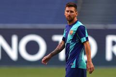 Messi bỏ tập, quyết rời Barca ngay lập tức