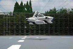 Nhật hé lộ mẫu ôtô bay sắp trình làng