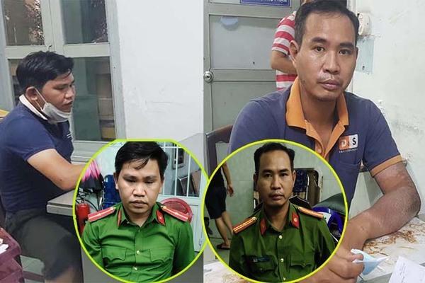 Giả cảnh sát nửa đêm đến nhà dân đọc lệnh bắt, phút ú ớ bị lật tẩy