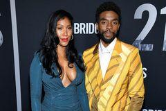 'Báo đen' Chadwick Boseman đã lấy vợ trước khi qua đời