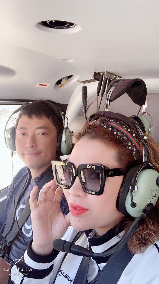 Diễn viên Kinh Quốc và vợ đại gia 10 năm không cần đám cưới