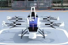 Nhật Bản thử nghiệm thành công xe bay chạy bằng điện