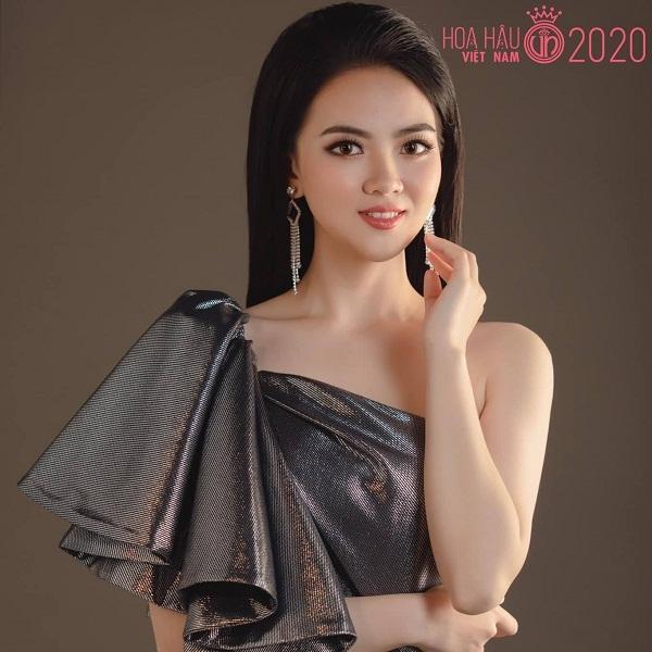 Nữ sinh chuyên Văn, giỏi tiếng Anh thi Hoa hậu Việt Nam 2020