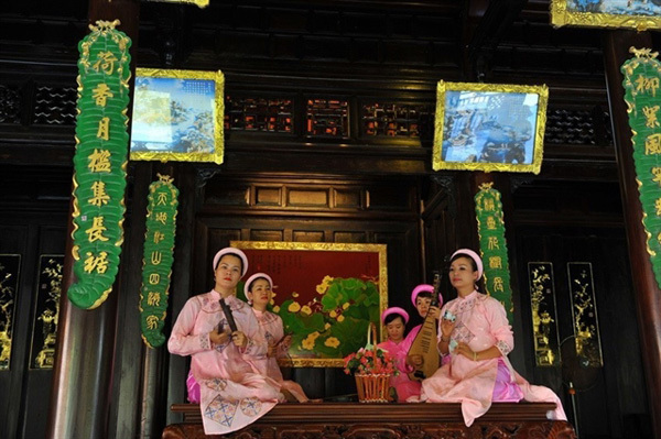 Newprojecton preserving Vietnamese folk arts launched