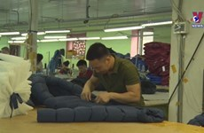 Vietnamese garment workshops in Russia fighting COVID-19