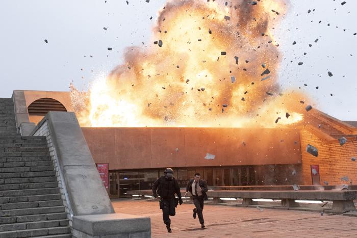 100 nghìn khán giả Việt kéo đến rạp xem bom tấn 'Tenet'