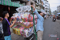 Saigon's 'underworld' market quiet amid Covid-19 pandemic