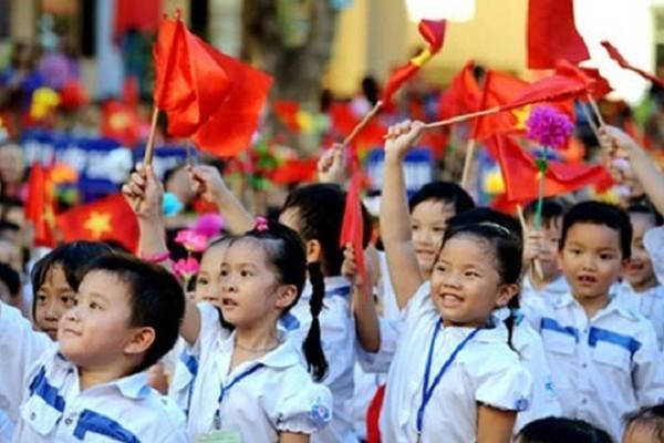 Thanh Hóa: Tổ chức khai giảng trong lớp với khối tiểu học và mầm non