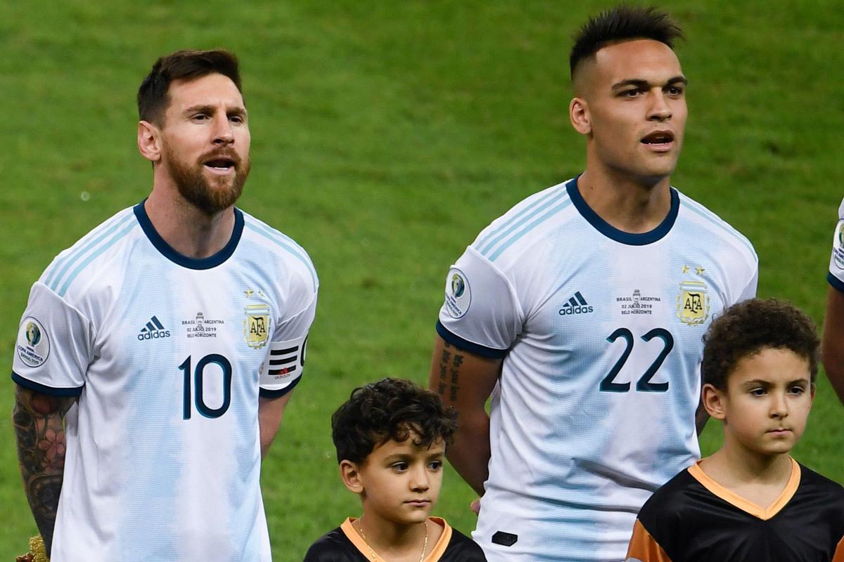 Vì Messi, Lautaro thẳng thừng từ chối Barca