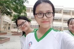 Female student becomes B-exam group's highest scorer