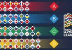 Bảng xếp hạng UEFA Nations League mới nhất