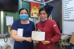 Bé Nguyễn Đại Thanh Tâm được bạn đọc tiếp sức chữa ung thư