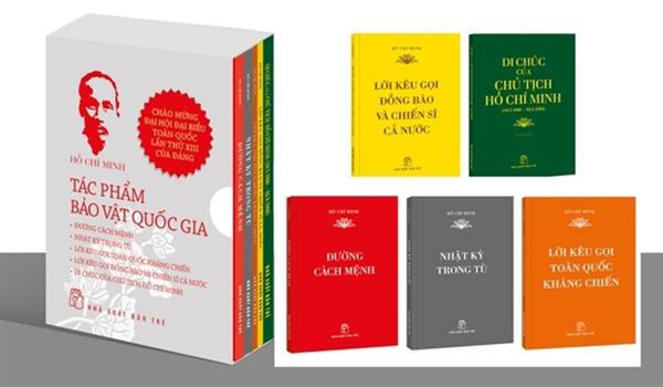 president ho chi minh,vietnamese books