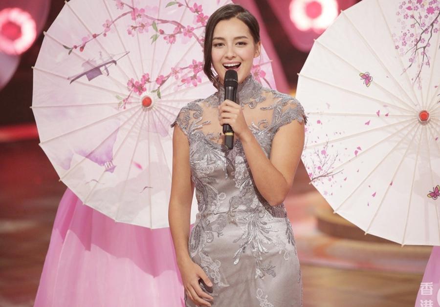 Người đẹp cao 1m60 đăng quang Hoa hậu Hong Kong