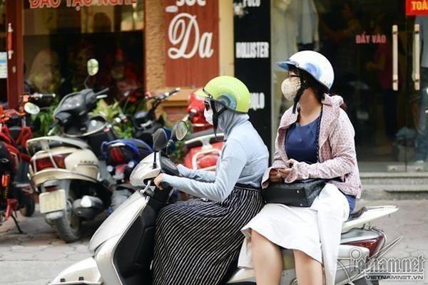 Dự báo thời tiết 1/9, Hà Nội nắng nóng, tia cực tím nguy cơ gây hại cao