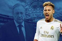 """Real Madrid bắt tay nhà tài trợ, nổ """"bom tấn"""" Neymar"""