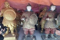Sẽ xác minh 'tượng Trung Quốc' chuyển về Đà Lạt