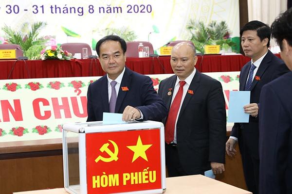 Thứ trưởng Vũ Chiến Thắng được bầu làm Bí thư Đảng ủy Bộ Nội vụ nhiệm kỳ mới