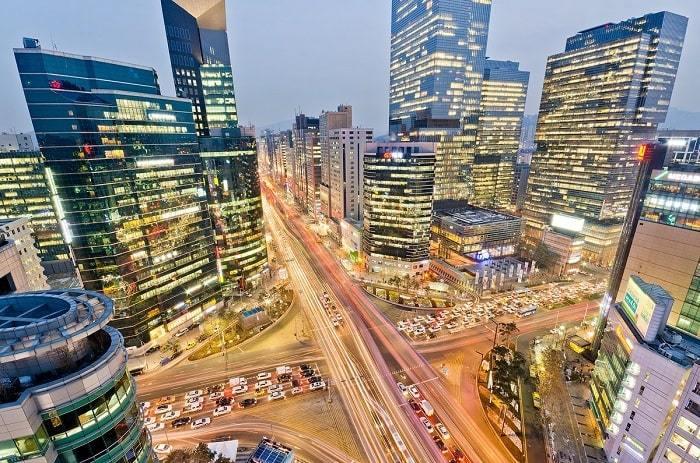Từ Gangnam, Phố Đông Thượng Hải tới Thủ Đức
