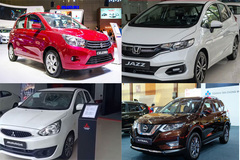 Nhiều xe giá rẻ âm thầm ngừng bán tại thị trường Việt