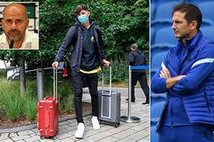 Kai Havertz tập buổi cuối với Leverkusen, Chelsea vẫy gọi