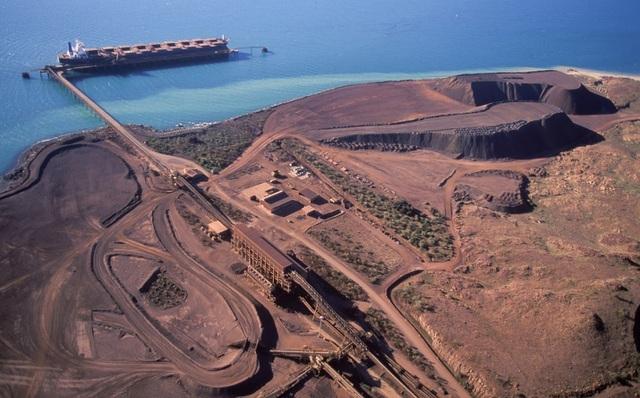 Trung Quốc 'vét' quặng sắt, Australia gặp họa 'nền kinh tế hai tốc độ'