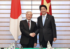 Vị 'quốc khách' và bức thư của Thủ tướng Abe gửi Đại sứ Việt Nam