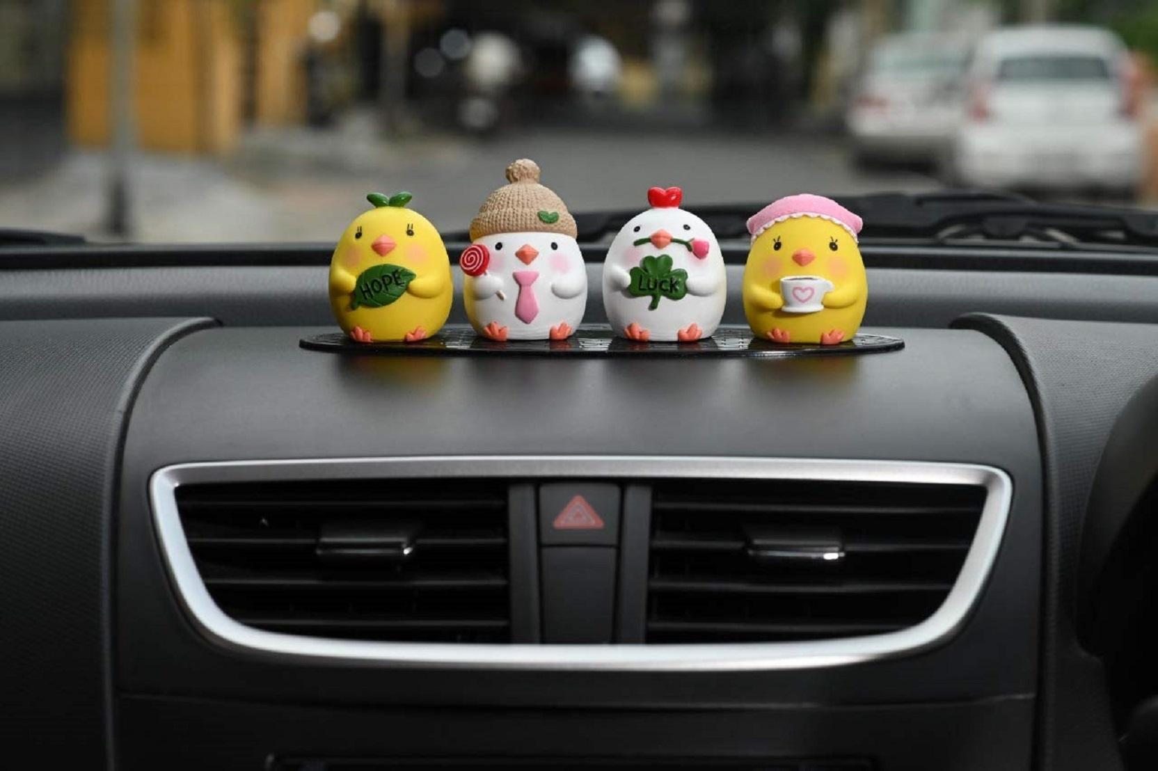 Những vị trí không nên trang trí trên xe ô tô