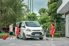 Khi nào mỗi gia đình Việt có một chiếc ô tô?