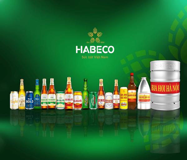 Habeco - 130 năm gìn giữ tinh hoa, nâng tầm vị thế