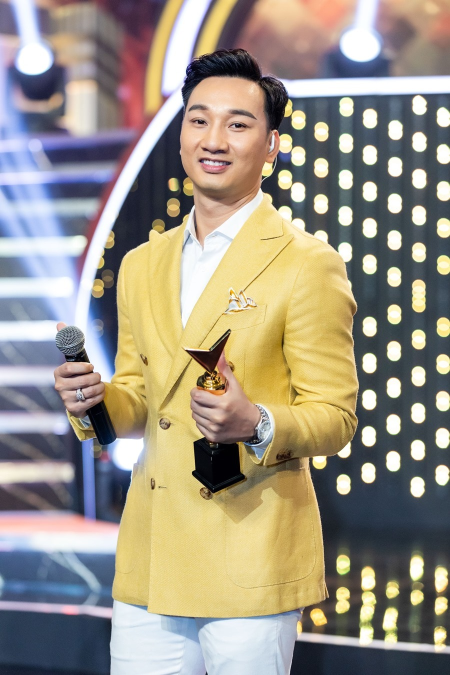 Lý do MC Thành Trung rút khỏi giải VTV Ấn tượng 2020